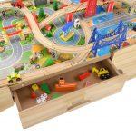 drewnane zabawki