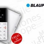 Najmniejszy telefon na rynku