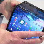 Elastyczny ekran w telefonie