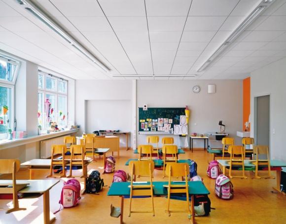 Hałas w szkole