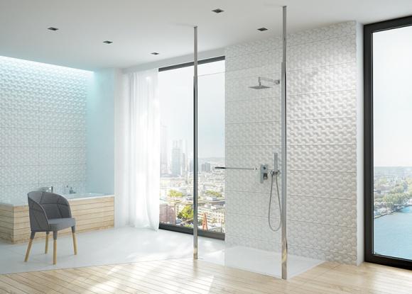 Idealna aranżacja łazienki