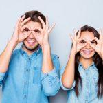Widzenie u kobiet i mężczyn