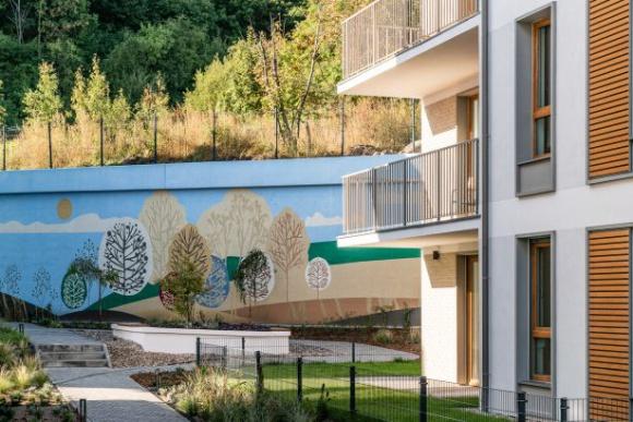 Murale w mieście