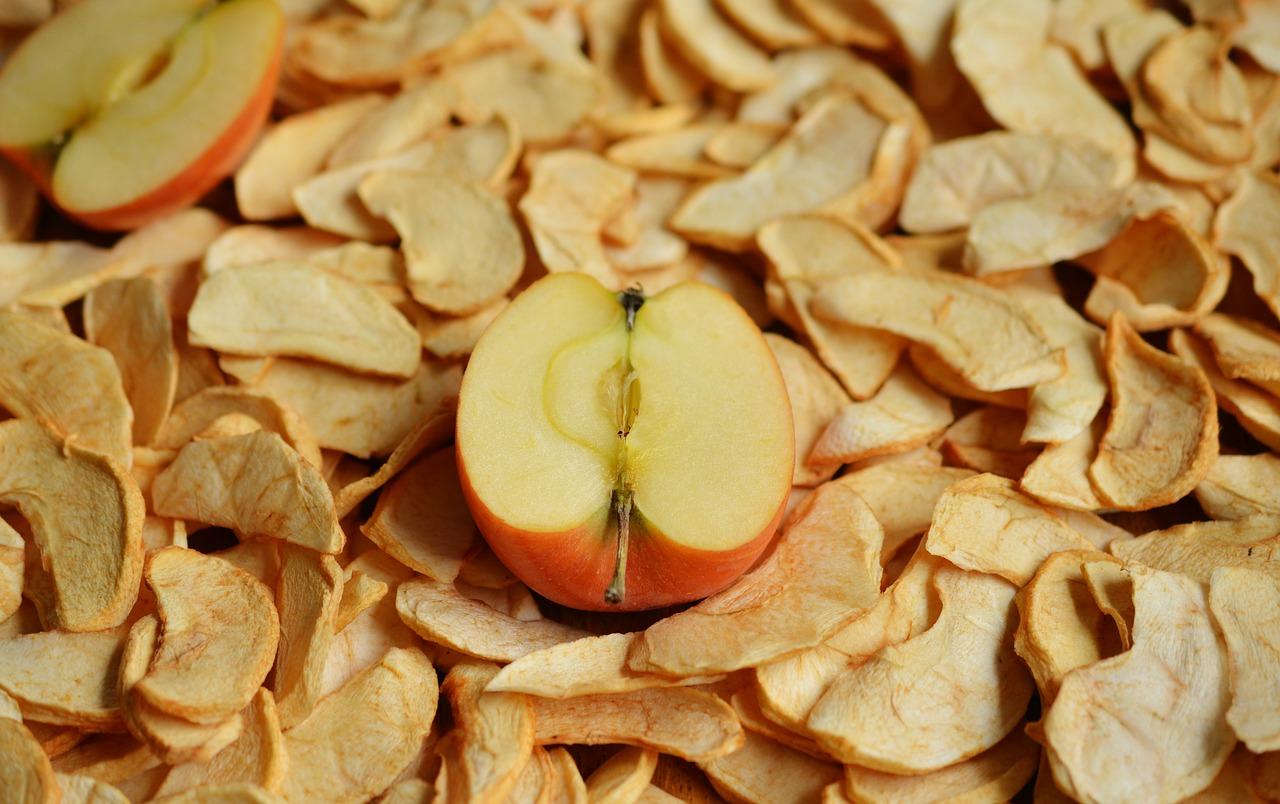 Suszone owoce to magazyny witamin i minerałów