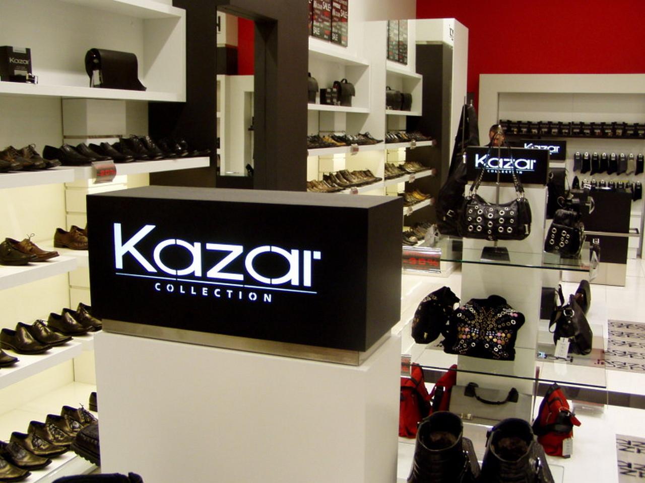 Zaprojektuj buty Kazar